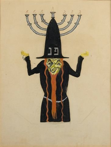 1: RYBACK (1897-1935), Russian. Theatre Costume Design.