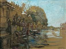 107: Adrien-Jean LE MAYEUR DE MERPRÈS (1880-1958), Belg