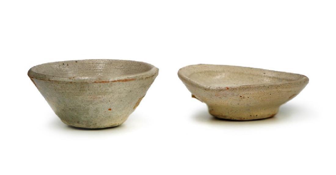 PAIR KOREAN DISHES; JOSEON DYNASTY(1394-1897)