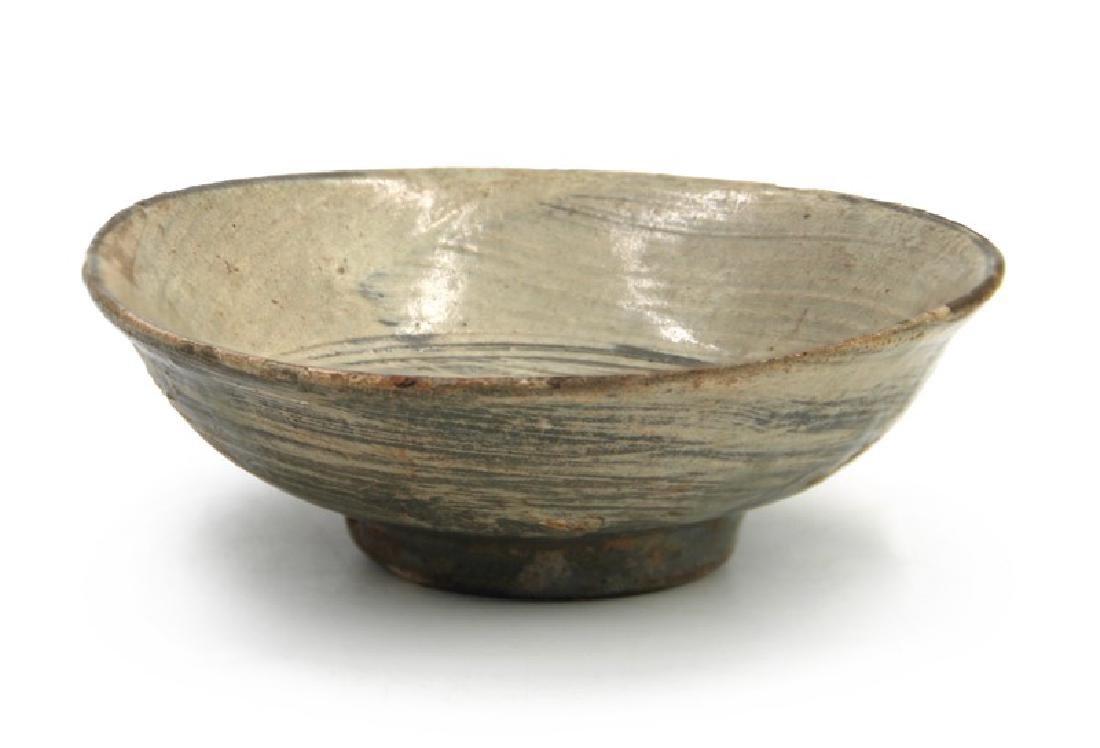 KOREAN CELADON DISH; JOSEON DYNASTY(1394-1897)