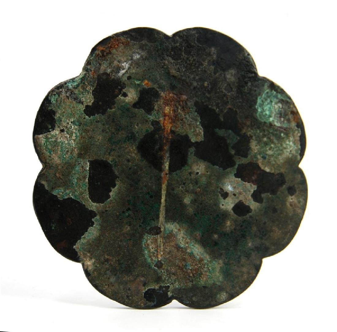 BRONZE MIRROR; SONG DYNASTY (960-1279) - 2