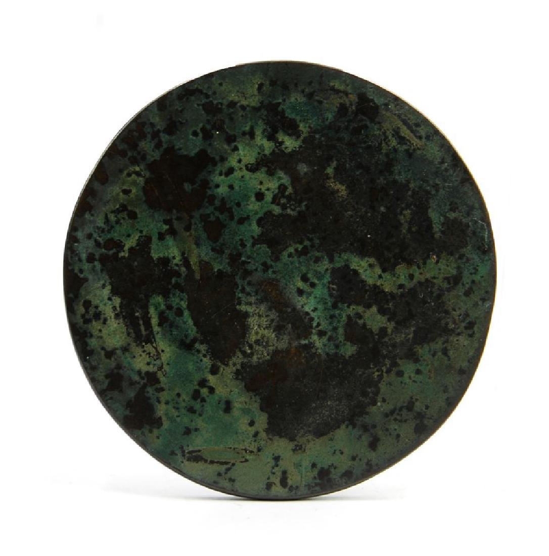 BRONZE MIRROR; JIN DYNASTY (1115-1234) - 2