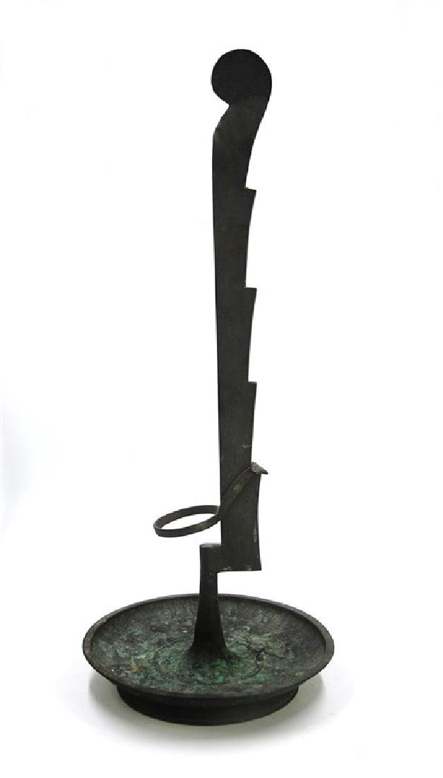 KOREAN CANDLE STAND; (14th-19th)