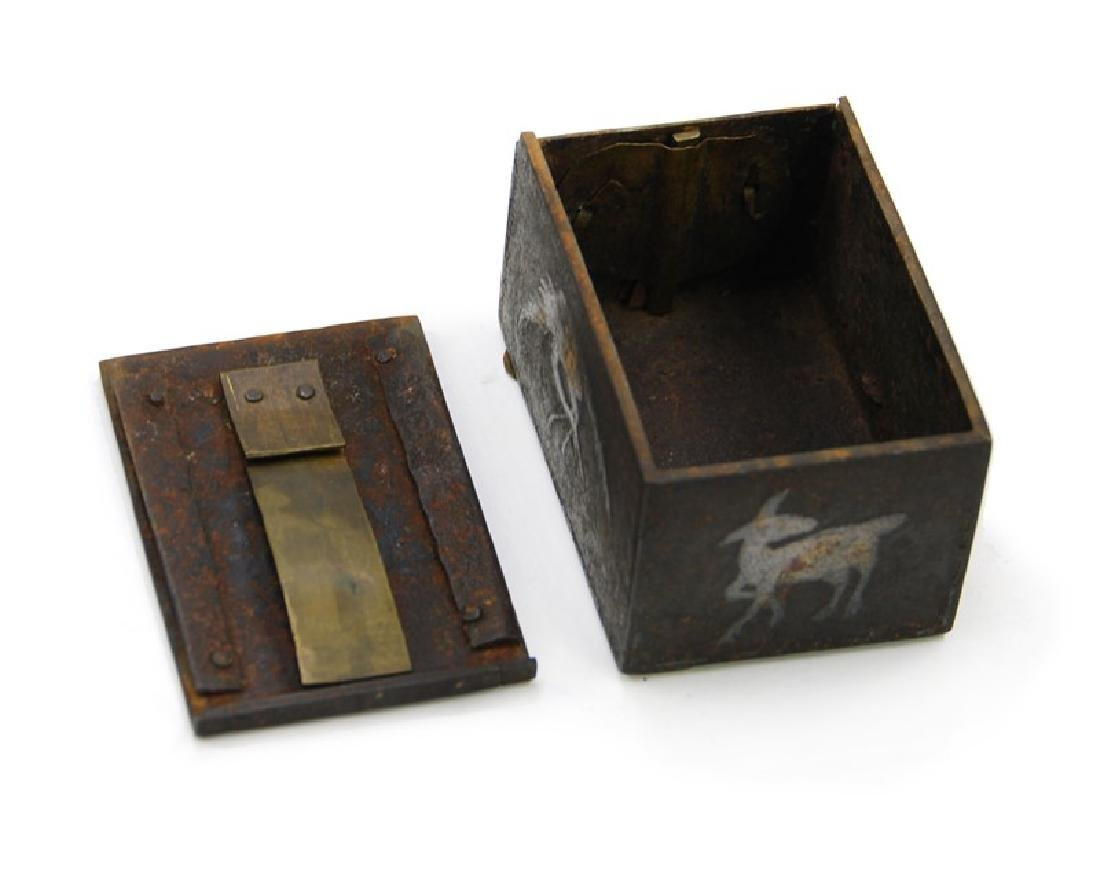 KOREAN IRONTREASURE BOX - 4