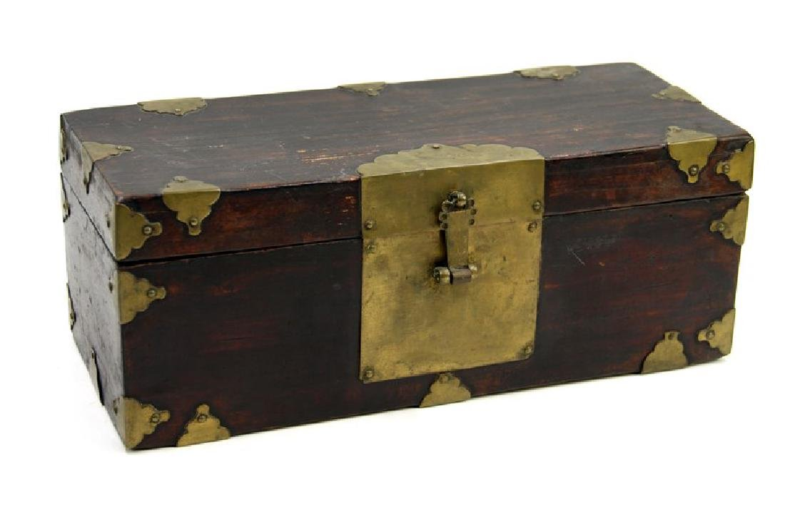 WOODEN CHEST; JOSEON DYNASTY (1394-1897)