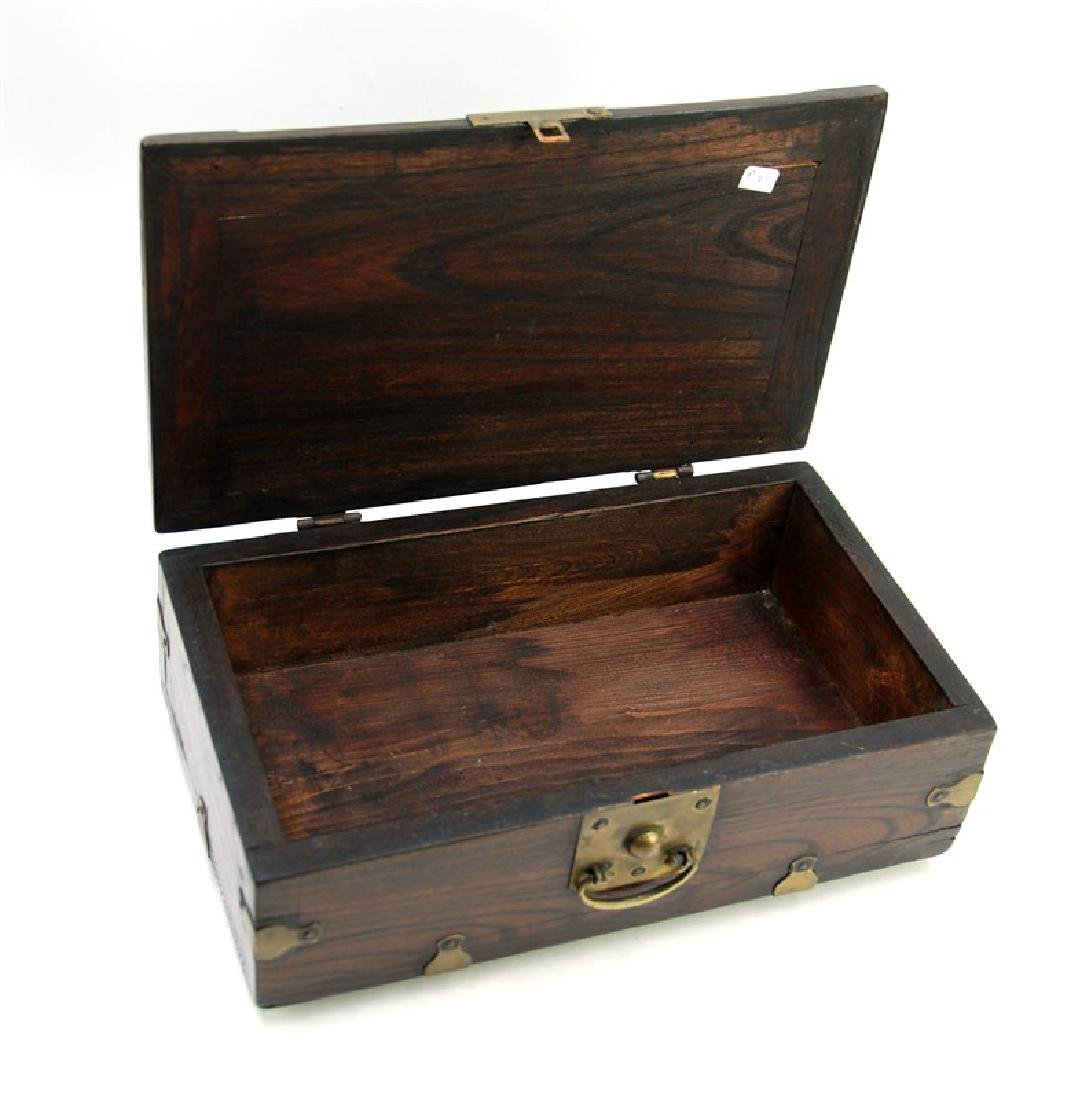 KOREAN WOODEN BOX - 2