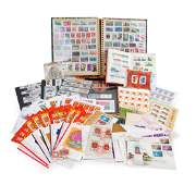 LARGE MIXED GROUP OF WORLD STAMPS