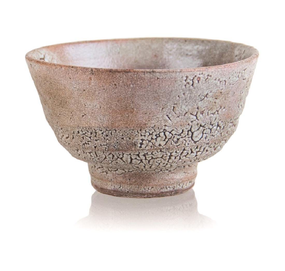 KOREAN CRACKLE GLAZE BOWL