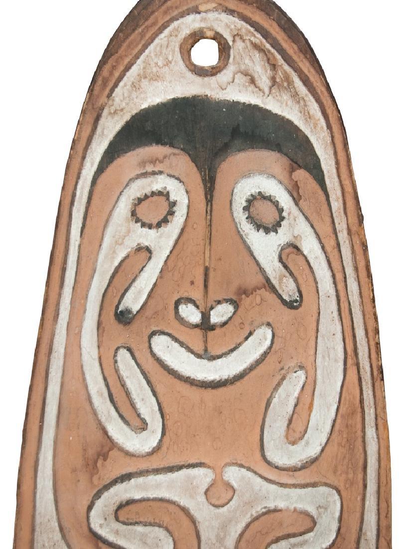 PAPUA NEW GUINEA SPIRIT BOARD; KIKORI RIVER DELTA - 2
