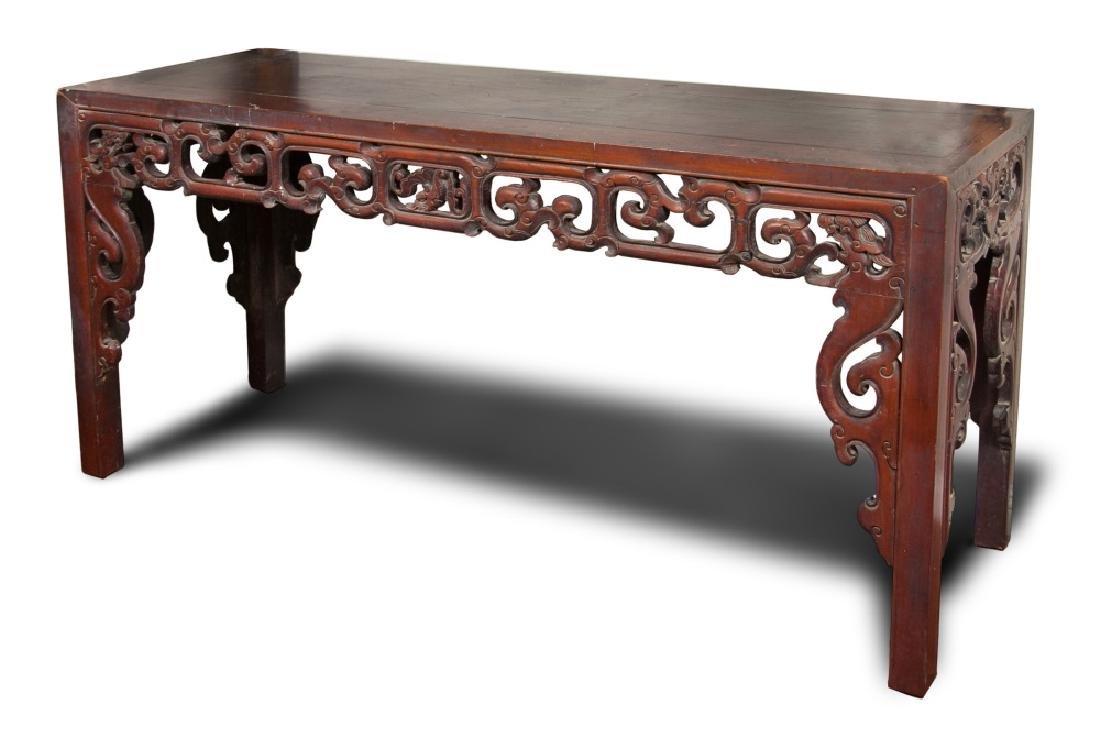 JAVANESE ALTAR WOODEN TABLE
