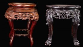 Large Marble Top Stool, Marble Top Stool