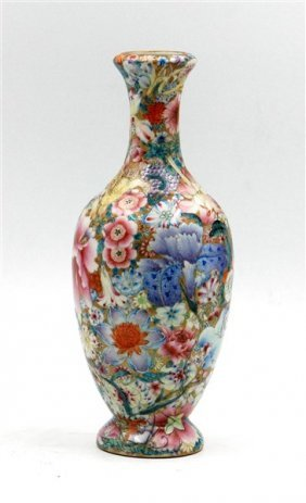 Thousand Flowers Vase