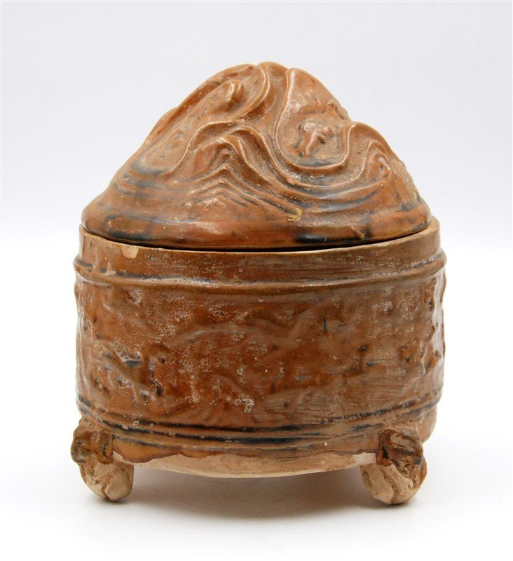 HAN DYNASTY BOSHANLU INCENSE BURNER