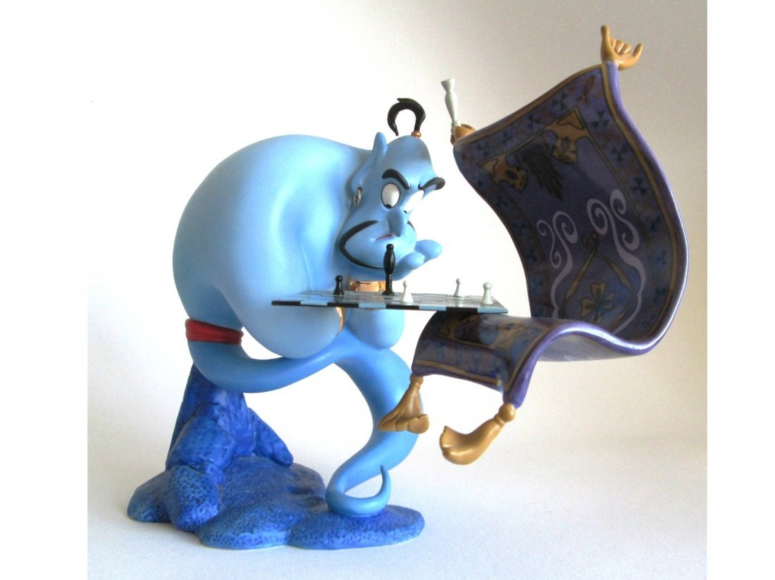 Disney's Aladdin - WDCC - 4