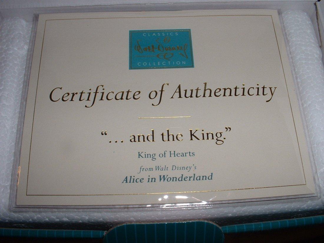 Disney's Alice in Wonderland - WDCC (X4) - 5