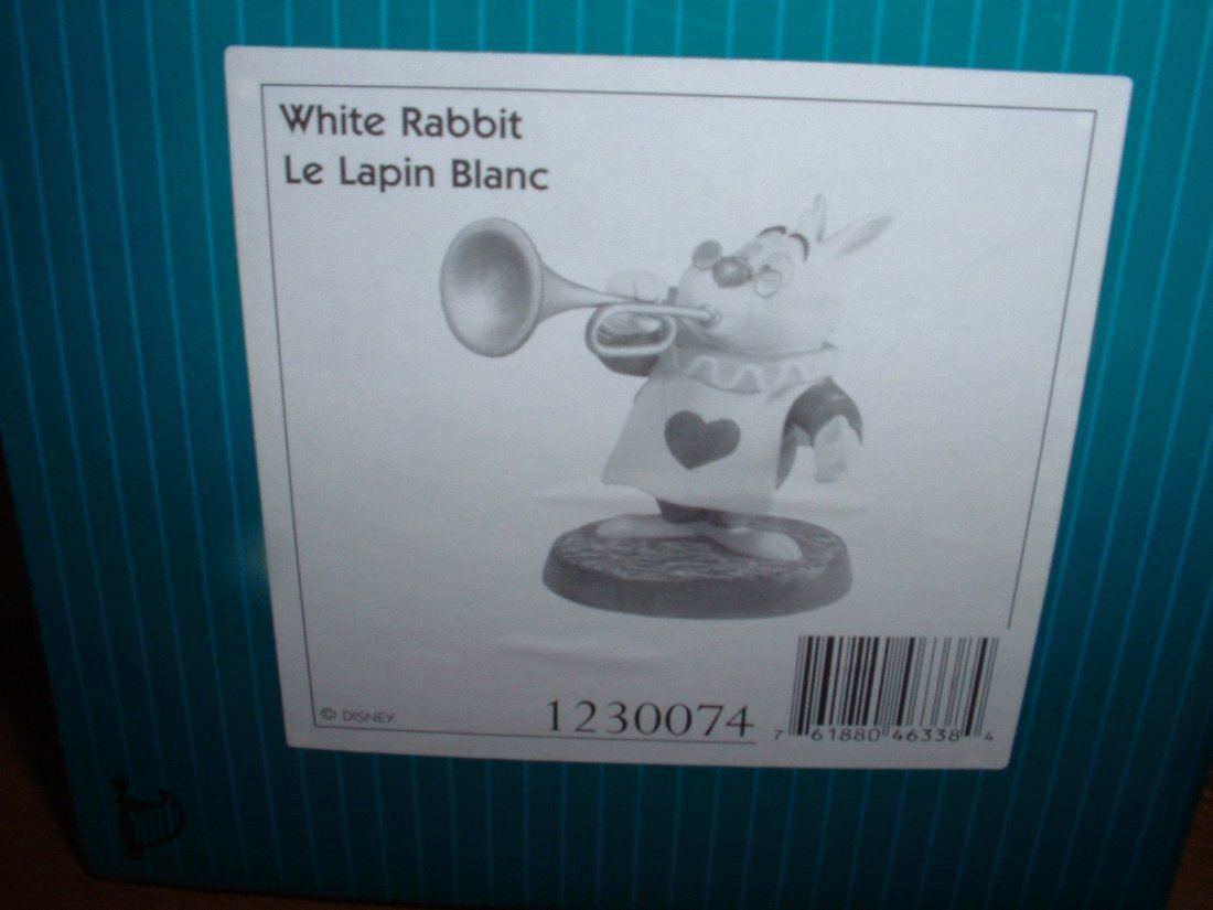 Disney's Alice in Wonderland - WDCC (X4) - 7