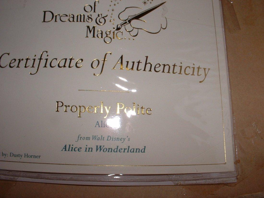 Disney's Alice in Wonderland - WDCC - 2