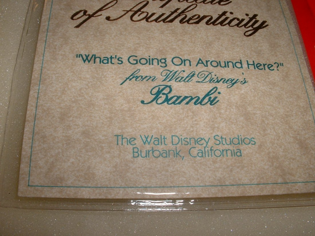 Disney's Bambi - WDCC - 3