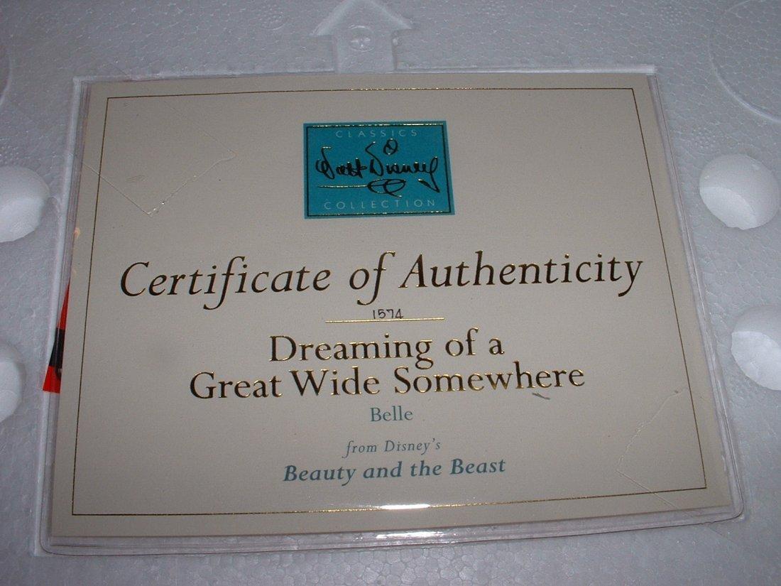 Disney's Beauty & the Beast - WDCC - 2