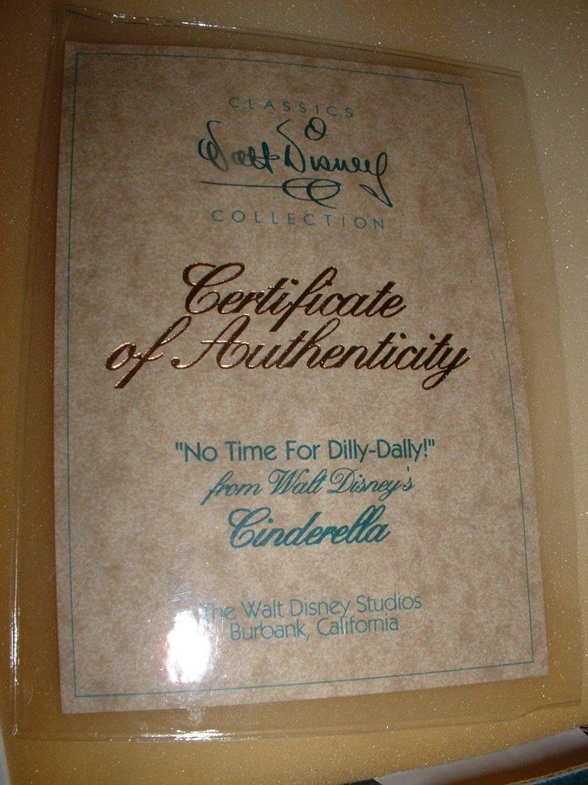 Disney's Cinderella - WDCC (X5) - 7