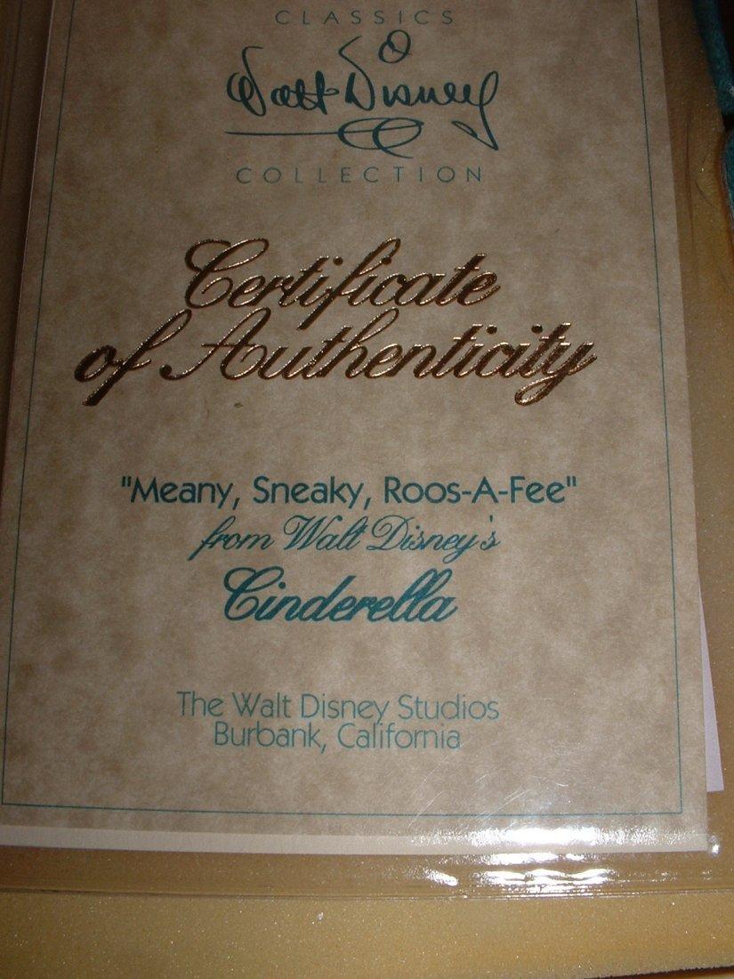 Disney's Cinderella - WDCC (X5) - 9
