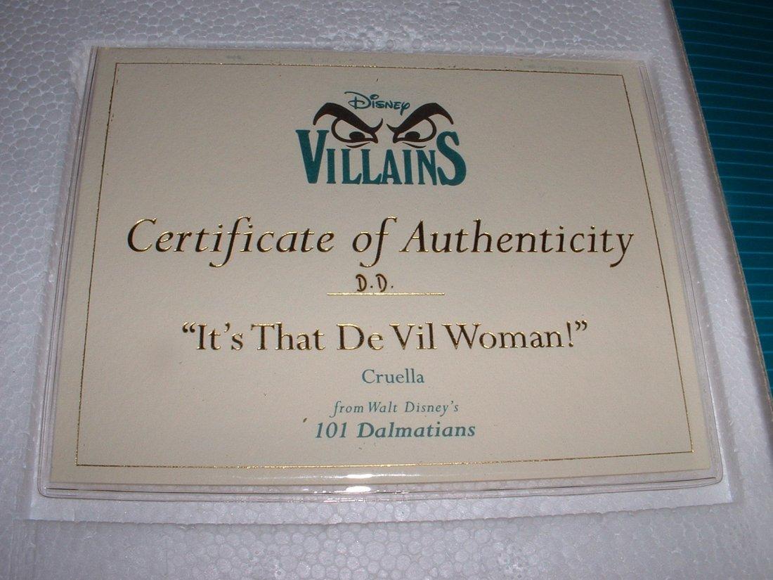 Disney's 101 Dalmatians WDCC - 2