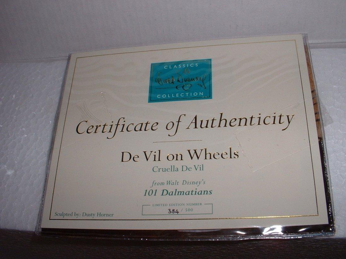 Disney's 101 Dalmatians WDCC - 4