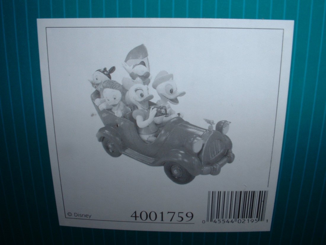 Disney's Donald Duck WDCC