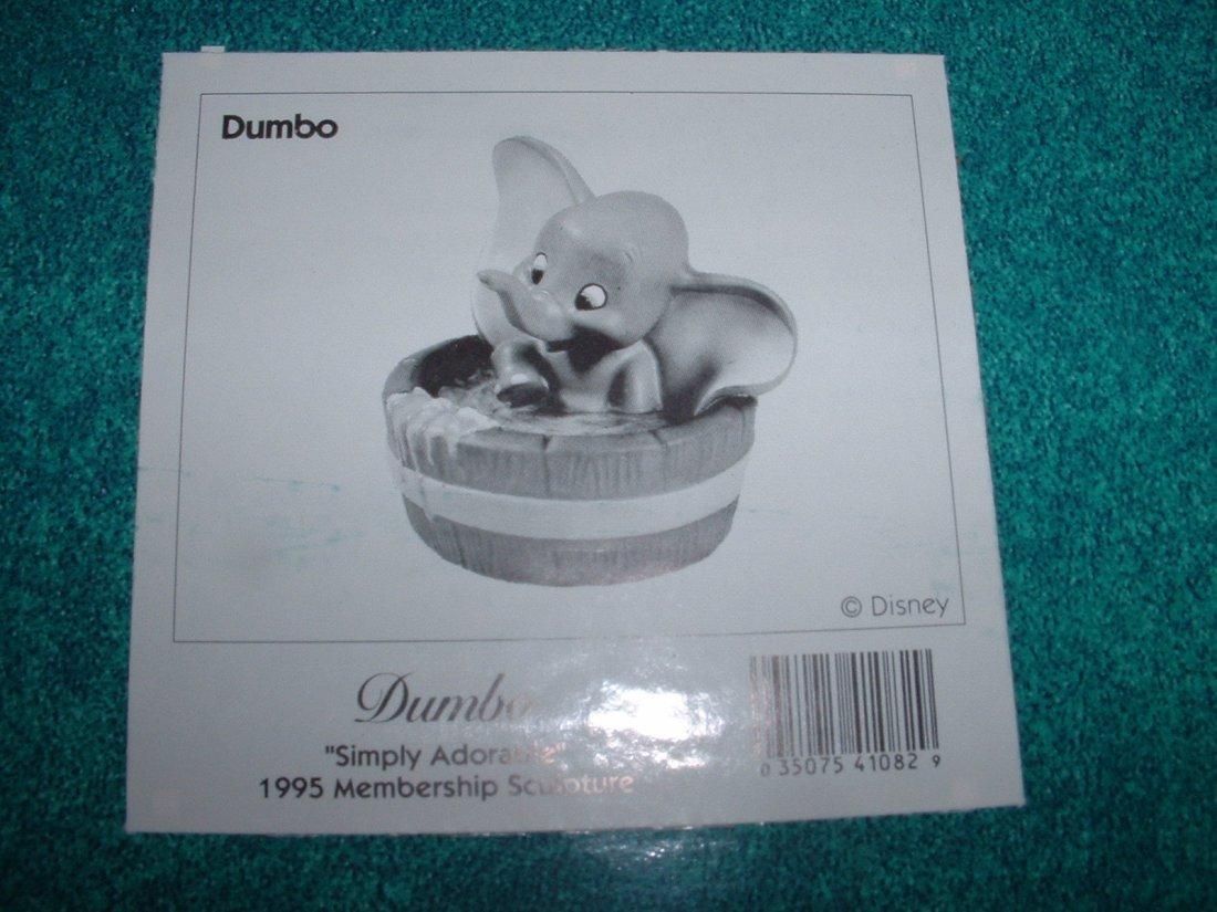 Disney's Dumbo WDCC (X3) - 2