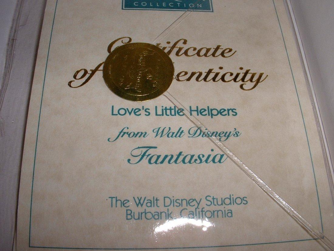 Disney's Fantasia WDCC (X2) - 2