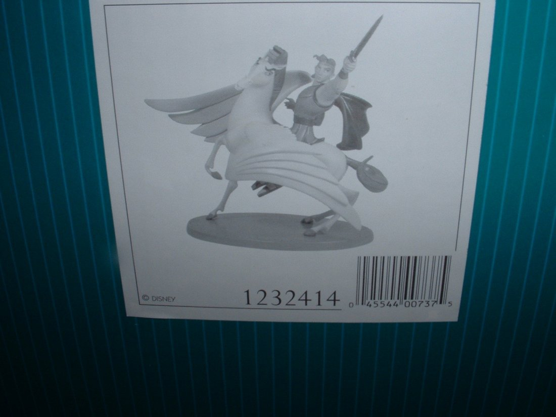 Disney's Hercules WDCC LE