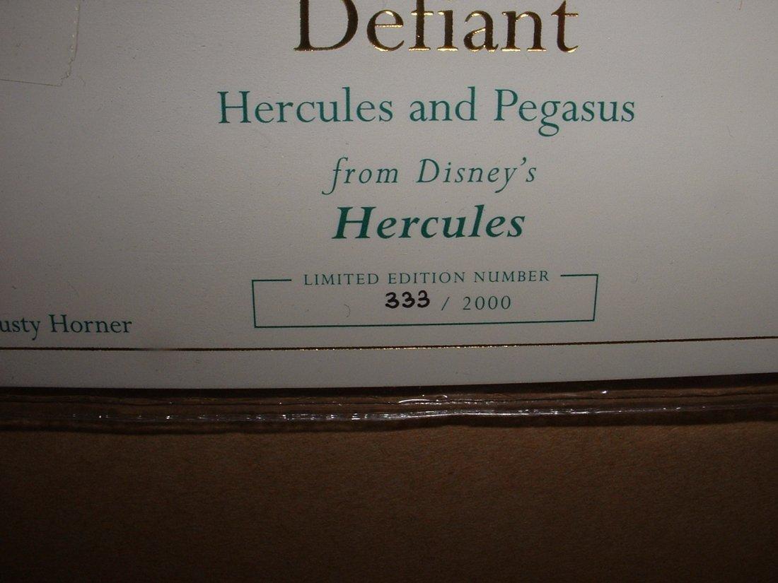 Disney's Hercules WDCC LE - 3