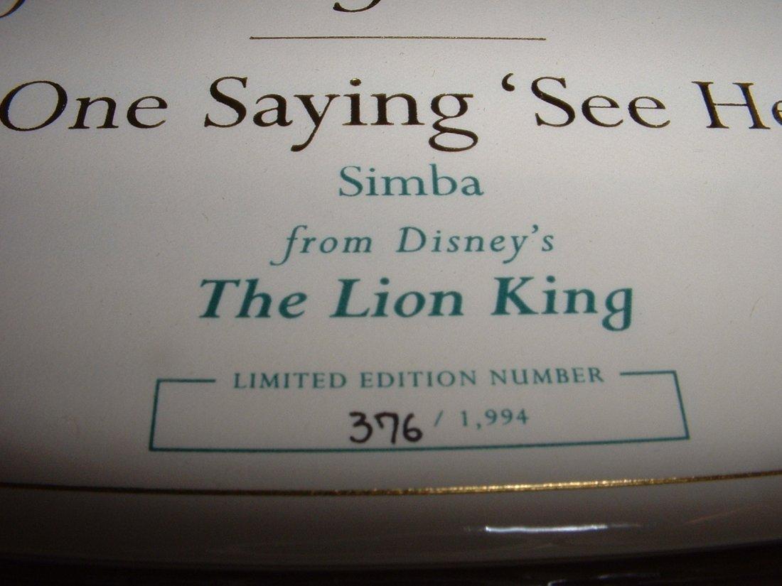 Disney's Lion King WDCC LE - 3