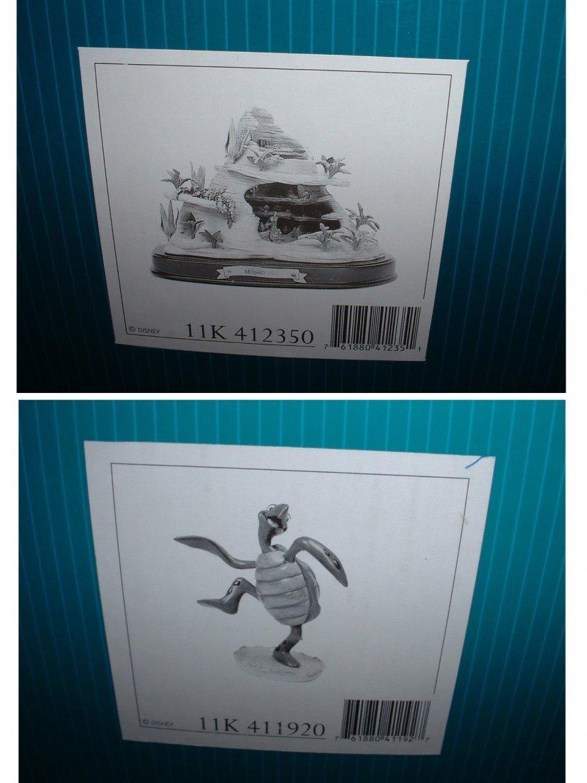 Disney's Little Mermaid WDCC (X2)