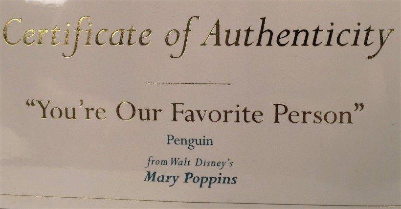 Disney's Mary Poppins WDCC - 2