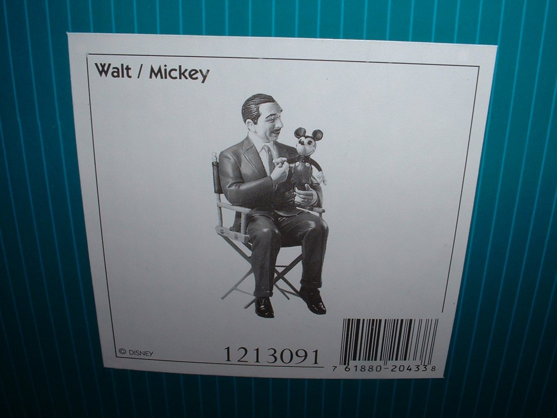 Disney's Mickey Mouse WDCC