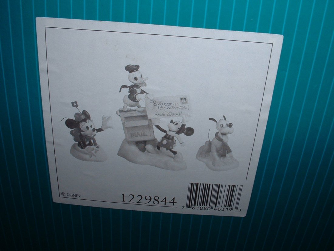 Disney's Mickey Mouse WDCC LE