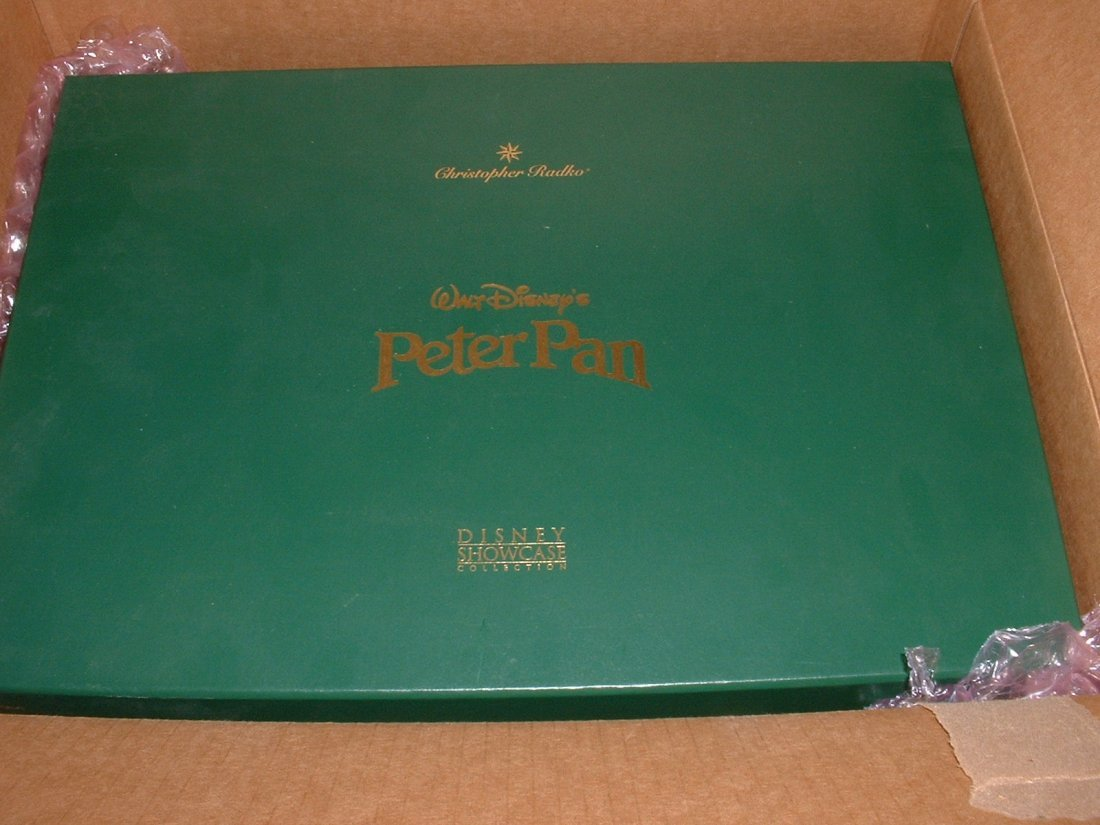 Disney's Peter Pan WDCC LE - 3