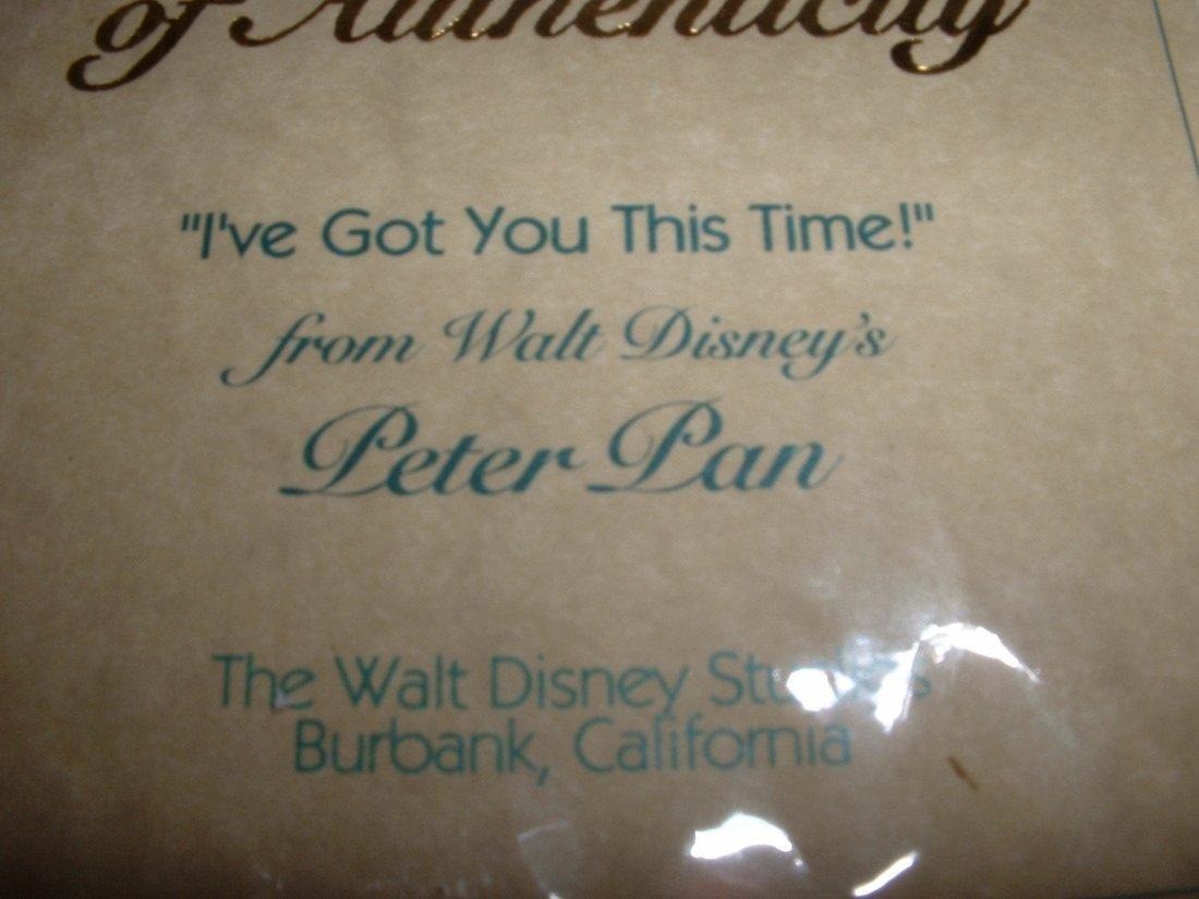 Disney's Peter Pan WDCC - 3