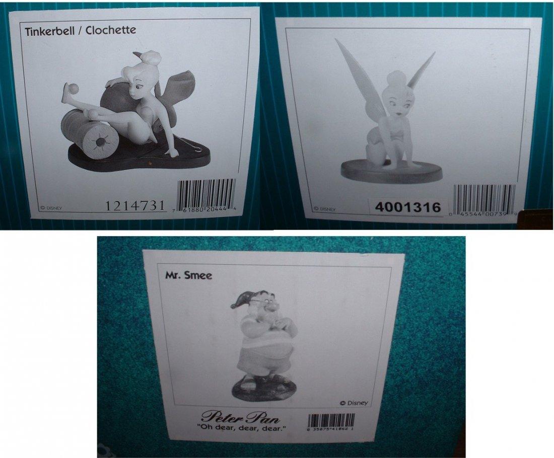 Disney's Peter Pan WDCC (X3)