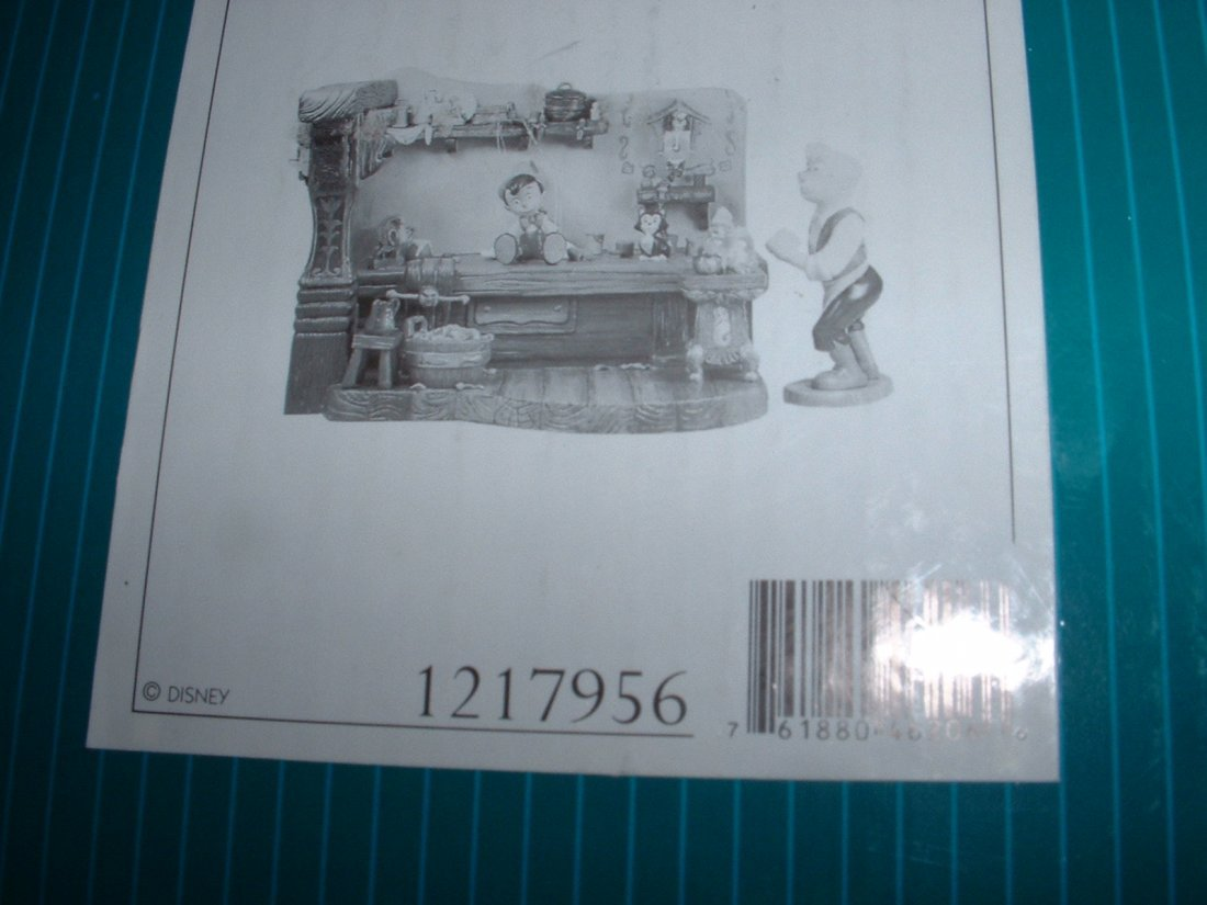 Disney's Pinocchio WDCC