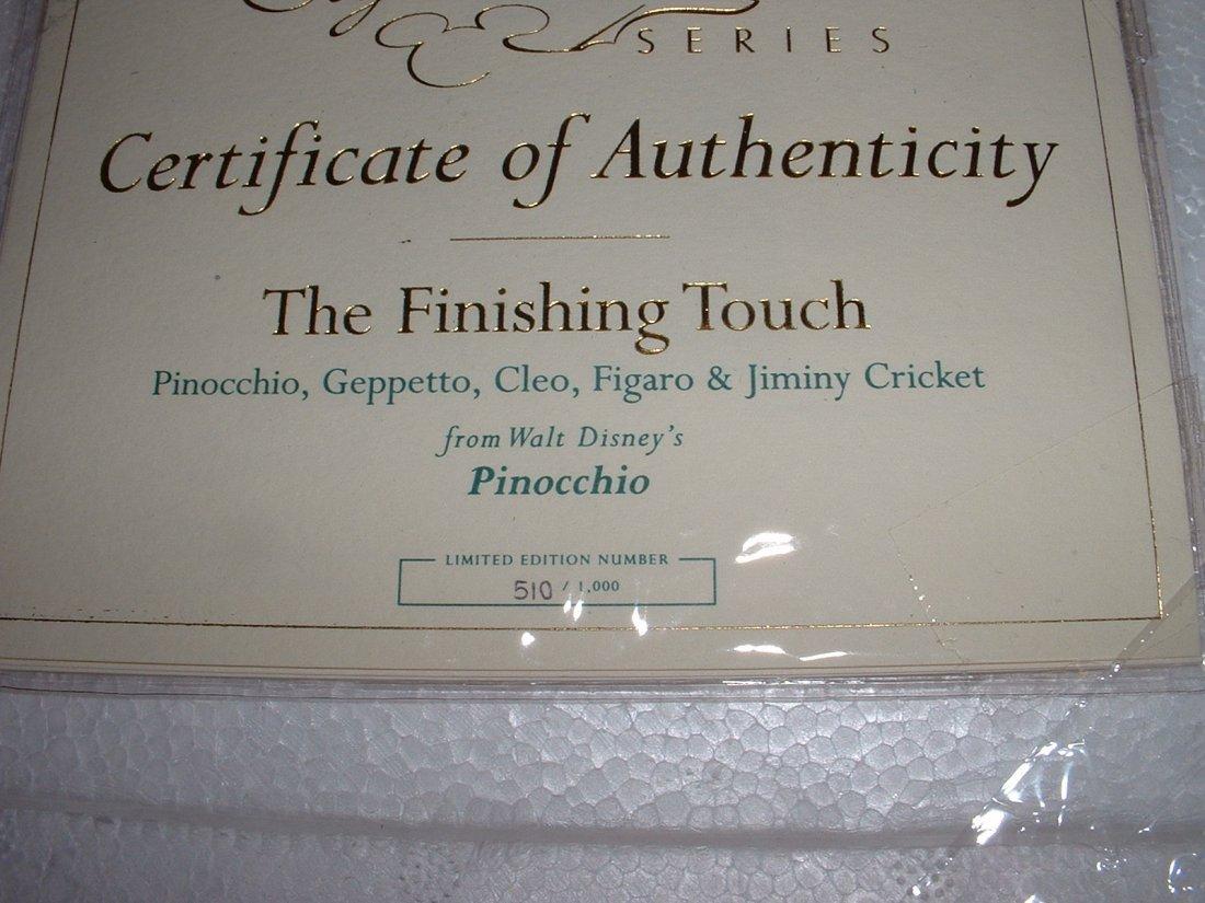 Disney's Pinocchio WDCC - 2