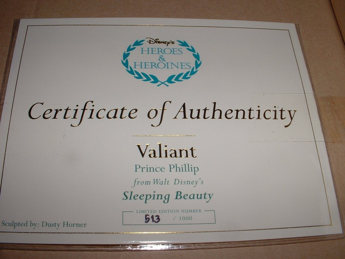 Disney's Sleeping Beauty WDCC - 2