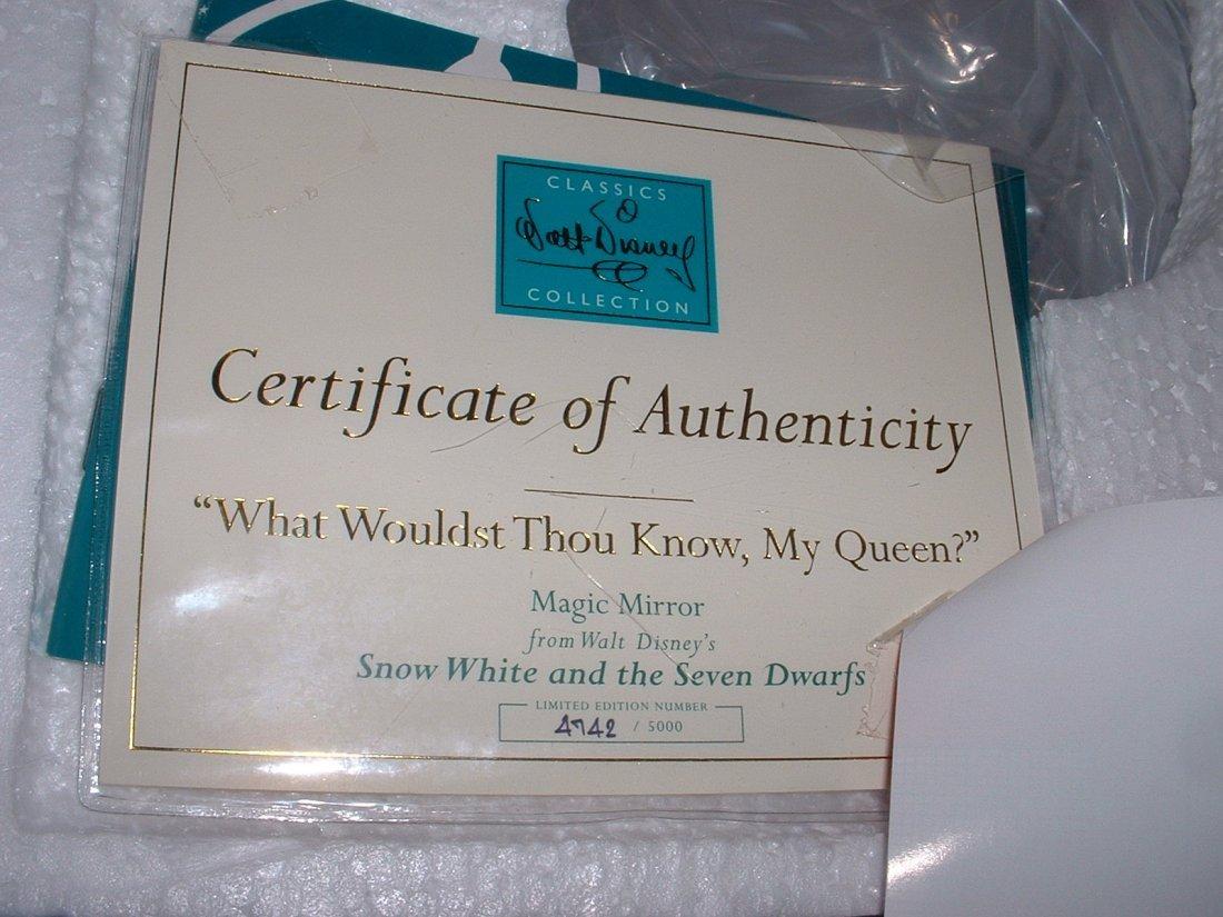 Disney's Snow White WDCC LE - 2