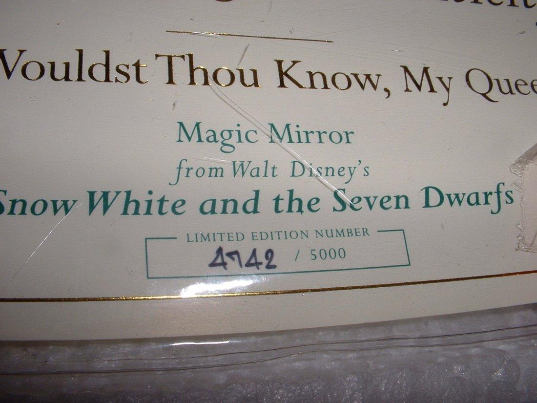 Disney's Snow White WDCC LE - 4