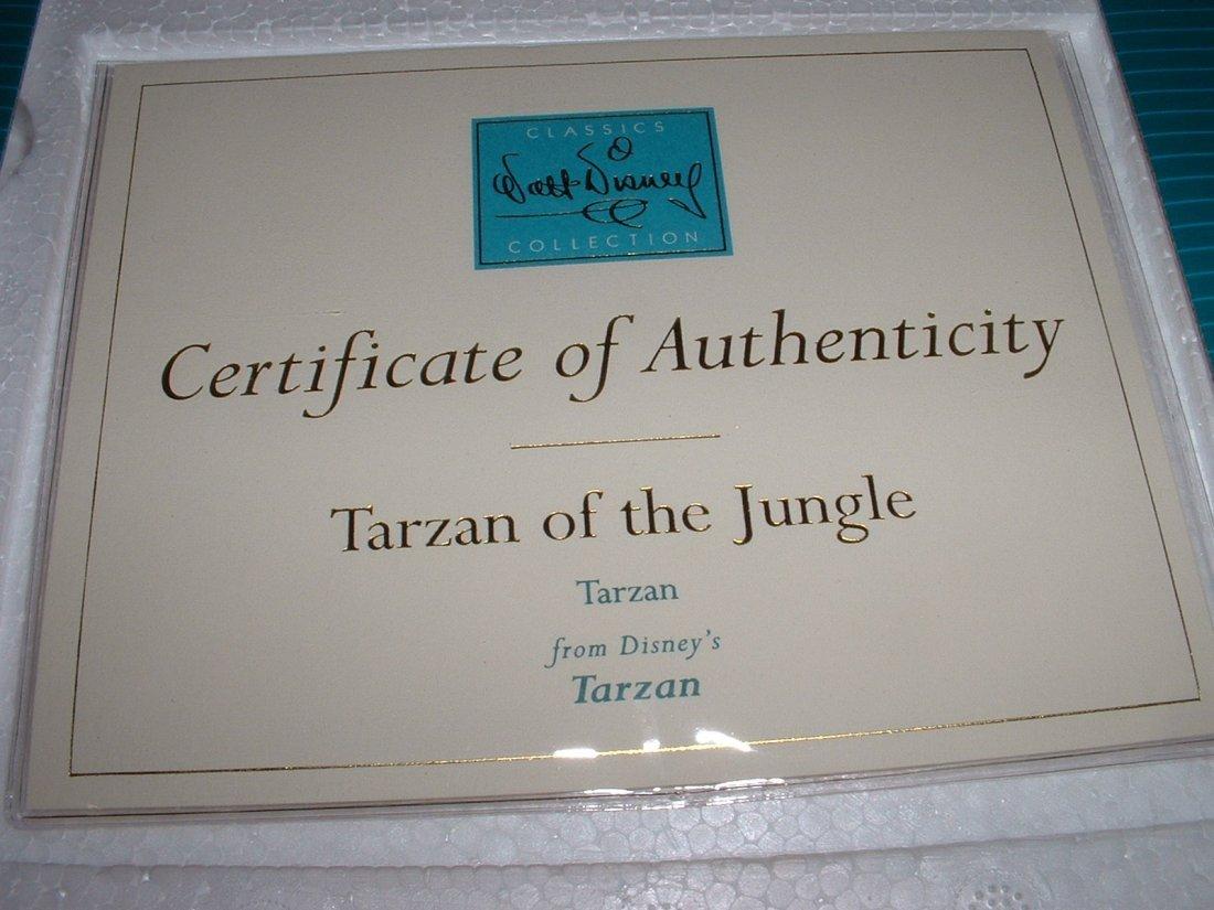 Disney's Tarzan WDCC (X2) - 7