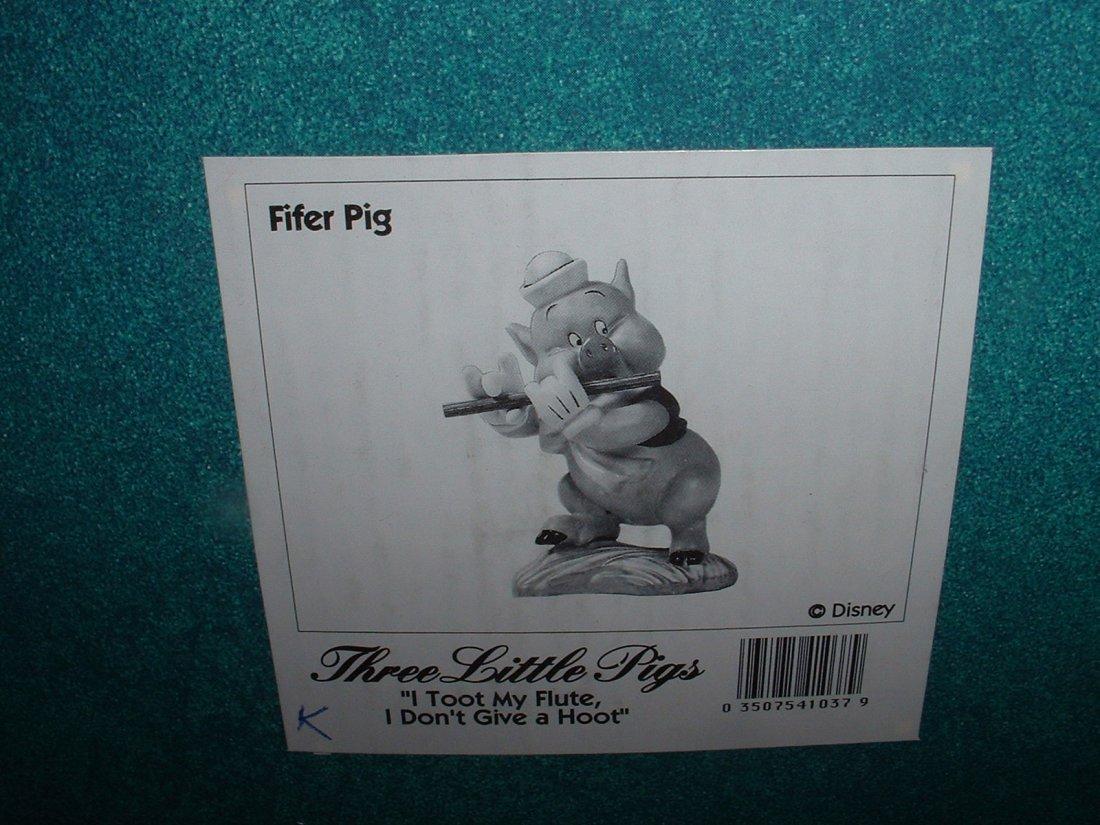 Disney's Three Little Pigs WDCC A/P - 4