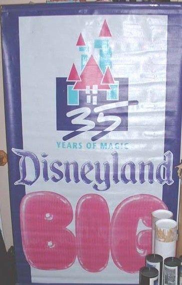 3: Walt Disney Company Disneyland Park Poster