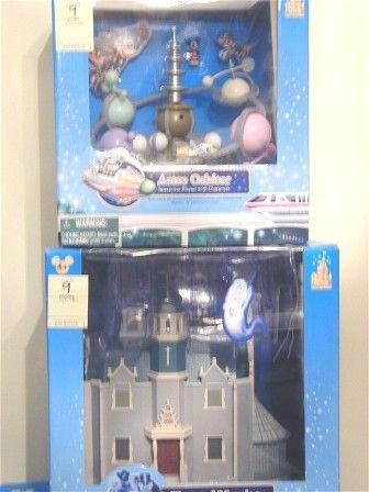 9: Walt Disney Company Magic Kingdom Monorail Accessori