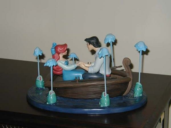 "190B: Walt Disney Classics Collection ""Kiss The Girl"" f"